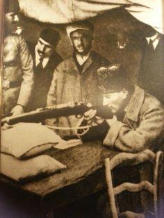 Atatürk'ün nadir bilinen fotoğraflarından. Atatürk Bilim ve Kultur Muzesi / Adana