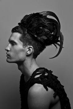 Patryk @Rebel Models by Krzysztof Wyzynski