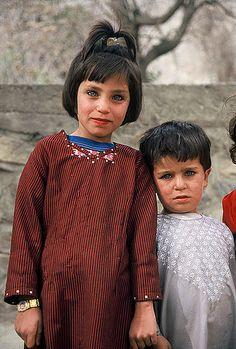 Siblings . Afghanistan