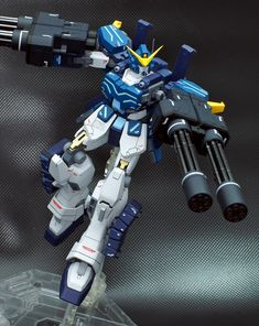 GUNDAM GUY: P-Bandai Exclusive: MG 1/100 Heavyarms Custom EW - Painted Build