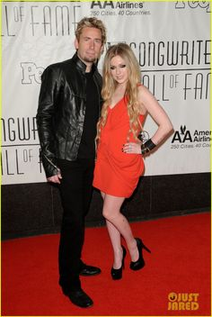 Avril Lavigne & Jordin Sparks: Songwriters Hall of Fame!