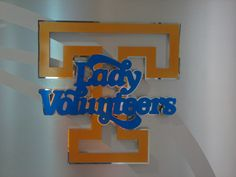 University of Tennessee  Lady Vols Basketball  Rocky Top - you'll always be home,   Sweet home to me.