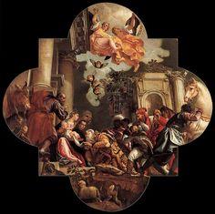 Santi Giovanni e Paolo    Paolo Veronese  Adoration of the Magi