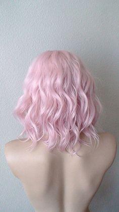 Fairy floss hair.