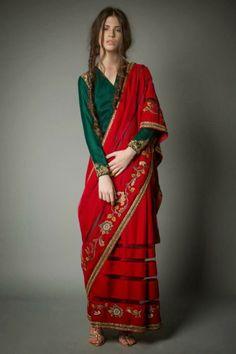 Neeta Lulla 'Kalamkari' Collection