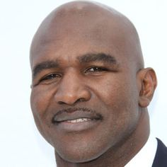 Happy Birthday Evander Holyfield! He turns 50 today...