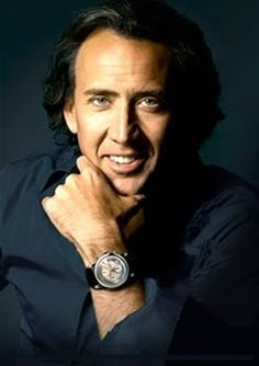 Nicolas Cage is an avid comic book collector!...also...He once woke up to a naked man eating a fudgesicle at the end of his bed! He woke up at 2 am next to his wife. He looked at the foot of the bed and saw a naked man wearing nothing but Cage's leather jacket eating a fudgesicle just standing there. Cage managed to talk him out of the house. The man apparently had mental problems, so Cage didn't press charges.