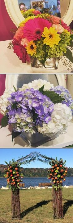 Flowers By Carole is a reliable company that has been creating flower arrangements for over 30 years. Their professional florists take pride in the work they do.