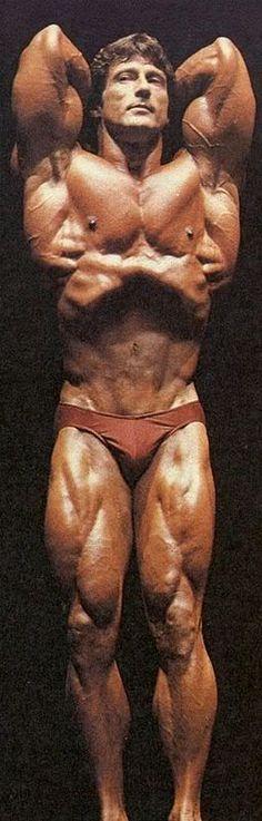 Frank Zane A True Master Piece~! - Bodybuilding.com Forums