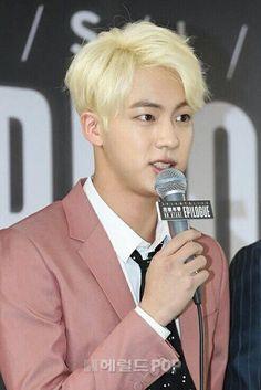 BTS...Kim Seok Jin...