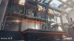 ArtStation - Halo 5 Riptide, Jacob Stone