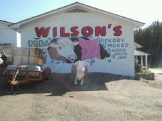 Wilson's Meat House And Custom Processing in Crystal Springs, MS