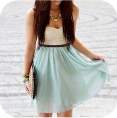 White Dresses for Teens Tumblr