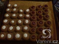 Christmas Sweets, Christmas Baking, Christmas Cookies, Xmas, Czech Recipes, Baking Recipes, Waffles, Sweet Tooth, Muffin