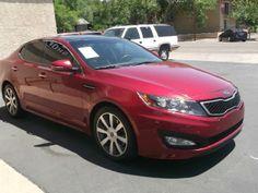 2013 #Kia #Optima SX 4dr Sedan  - $28,555 #PremierCarandTruck #CarandTruck #Car #Truck #StGeorge #Utah #CarDealer  #CarDealership #UsedCarDealer #UsedCarDealership