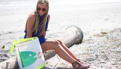 Hayden Reis Beach Tote Giveaway