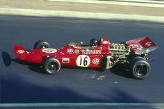 Formula 1: March 711 (Alfa Romeo) 1971 - driven by Andrea de Adamich and Ronnie Petersson.  Quelle: http://de.academic.ru