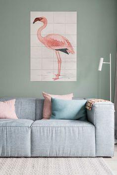 Царство пастельных оттенков: милая квартира в Нидерландах | Пуфик - блог о дизайне интерьера