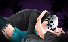 Trafalgar Law+Nico Robin( ло + робин) | VK