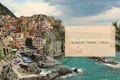 #YellowtraceTravels to Cinque Terre Italy / Photo © Nick Hughes   http://www.yellowtrace.com.au/cinque-terre-italy/