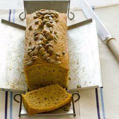 Pumpkin-Chai Quickbread | MyRecipes.com