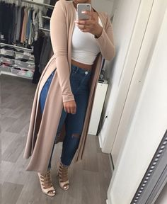 Spring fashion outfits Casual fashion outfits ideas and Chic Summer outfits for 2019 Dope Outfits, Jean Outfits, Casual Outfits, Fashion Outfits, Fashion Ideas, Fall Winter Outfits, Autumn Winter Fashion, Spring Outfits, Spring Fashion