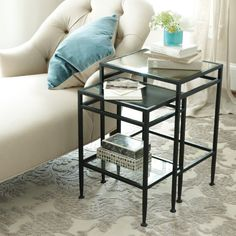 Anduze Nesting Tables