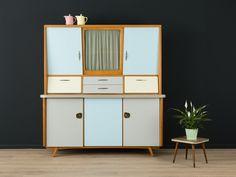 Wundervoller Küchenschrank, Schrank, 50er, Vintage von MID CENTURY FRIENDS auf DaWanda.com