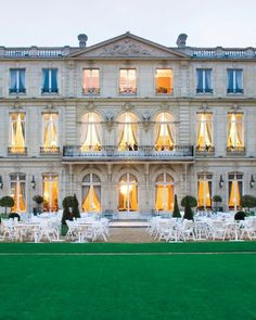 Cercle de l'Union Interalliee in Paris, France My wedding venue if it wasn't going to be in San Diego, which it HAS to be!!!