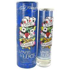 Love & Luck by Christian Audigier Eau De Toilette Spray 3.4 oz (Men)