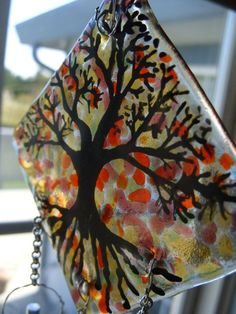 Design your own Cremation Ash Tree of Life by infusionglass, $0.25