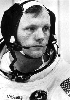 Out of all the astronauts, I think loved Neil Armstrong the best. He was steady, quiet, courageous, unflinching. I'm really very sad about his death.