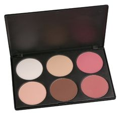 Coastal Scents Contour and Blush Palette - peach to hazelnut and anything in between.