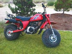 FARM SHOW - 3-Wheeler Converted To Fat-Tire Dirt Bike
