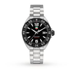 Mens Watches - TAG Heuer Formula 1 Mens Watch - WAZ1110.BA0875