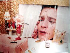 Ewan McGregor by David LaChapelle: Dollhouse Disaster, Love Scorned, 2007