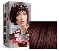 Mahogany Hair Color : 10 Best Handpicked for You