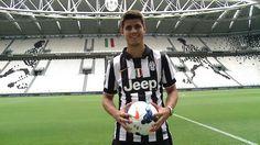 Equipacion MORATA Juventus primera 2014-2015