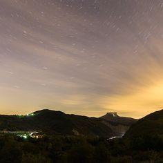 Notte di stelle sull'Appennino Reggiano, Castelnovo ne' Monti - Instagram di stevemme