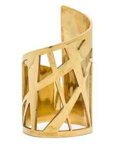 StyleBlazer Approved: Shop 10 Arresting Bold Gold Cuffs