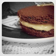 A última dieta da minha vida: Bolachinhas de chocolate e côco LowCarb