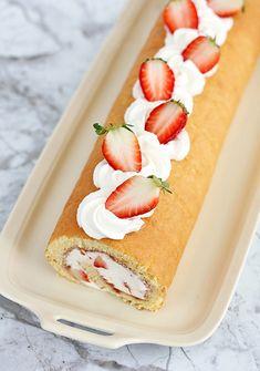 Strawberry sushi, anyone?