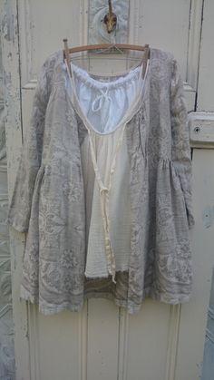 Victorian Style Long Jacket MegbyDesign