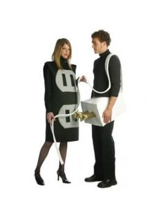 Great Couples Costumes, Halloween Couple Costumes, Couples Outfits, Couples costume Ideas, and couples dress and wigs for couples. Couples costumes for Halloween or any theme parties. Save on couples costumes on buying two costumes at once. Couples Costumes Adult, Couples Halloween, Funny Couple Costumes, Homemade Halloween Costumes, Cute Costumes, Funny Couples, Costume Ideas, Cheap Halloween, Happy Halloween