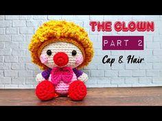 YouTube Amigurumi Tutorial, Arms, Crochet Hats, Teddy Bear, Cap, Sewing, Youtube, Authors, Bebe