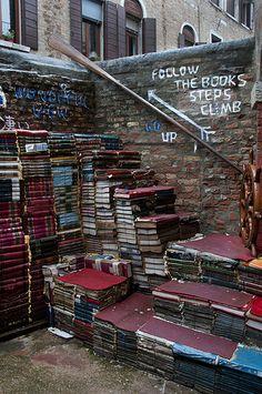 Book Shop Venice   Flickr - Photo Sharing!