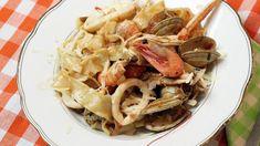 Pasta frutti di mare met lekker veel zeevruchten | VTM Koken