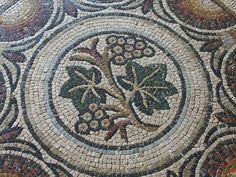 Montréal mosaïque villa gallo-romaine de Séviac