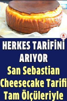 Fun Baking Recipes, Cake Recipes, My Favorite Food, Favorite Recipes, Cheesecake, Cupcakes, Turkish Recipes, Desert Recipes, Food Preparation