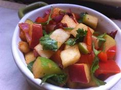 Apple Salsa | Serious Eats: Recipes - Mobile Beta!""
